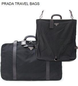 Prada Travel Bags